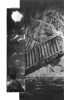 1970 Manga: why did you even blow up this train