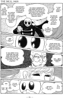 1970 Manga: Motive rant (2/2); that was fun, thinking he was sympathetic for 5 seconds