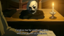 E11: The Skull Mask is a cursed legacy