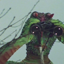 i never noticed until right now the stupid smirk on his mask