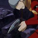 004, using Hilda's ring to pull the trigger and mercy-kill 0011