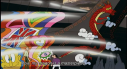 006 and 007's murals